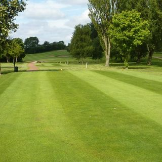 Alsager golf and country club cover picture