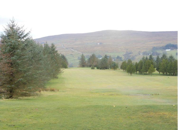 Alston moor golf club cover picture