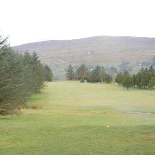 Alston moor golf club cover picture