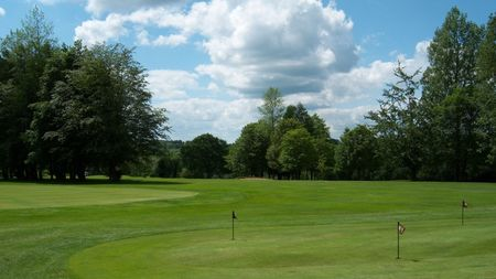 Alton golf club the cover picture