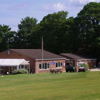 Andover golf club cover picture