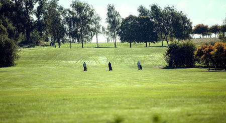 Ansty golf club cover picture