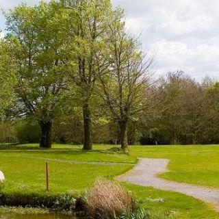 Antrobus golf club cover picture