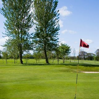 Antrobus golf club cover picture