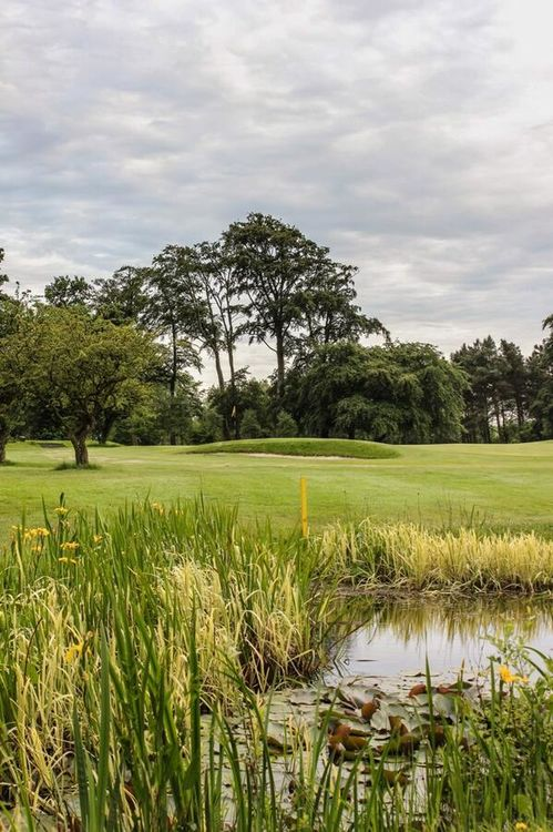 Arcot hall golf club cover picture