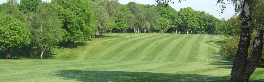 Arkley golf club cover picture