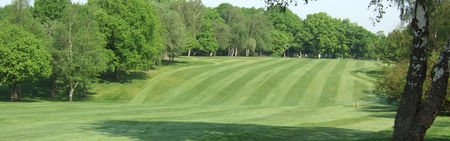 Arkley golf club cover picture