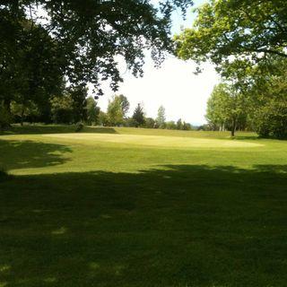 Arscott golf club cover picture