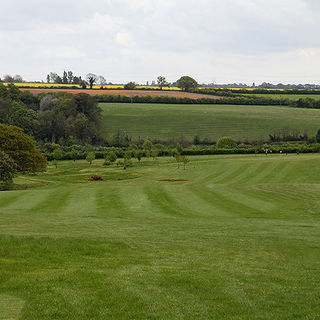 Ash valley golf club cover picture