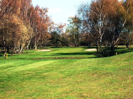 Ashby Decoy Golf Club Cover