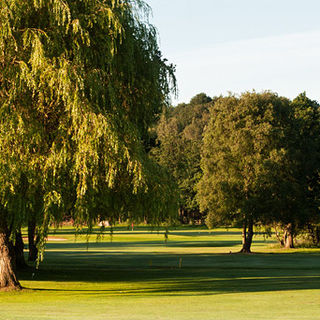 Ashford kent golf club cover picture