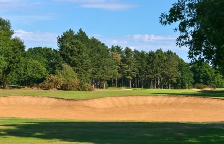Overview of golf course named Ashford Manor Golf Club (Middlesex)