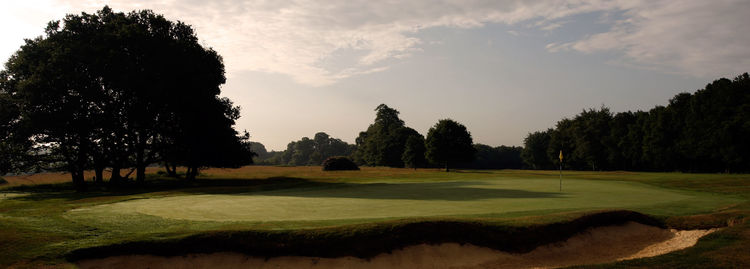 Ashridge artisans golf club cover picture