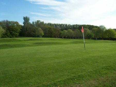 Ashton golf centre cover picture