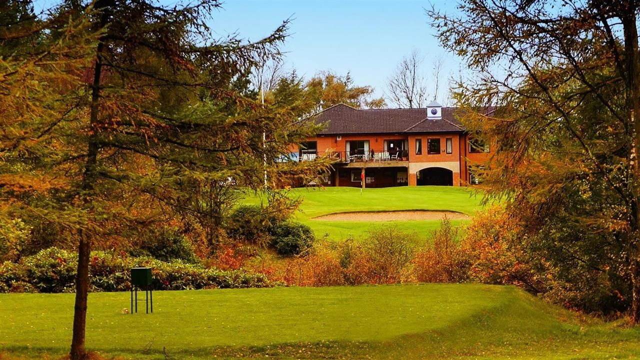 Ashton under lyne golf club cover picture