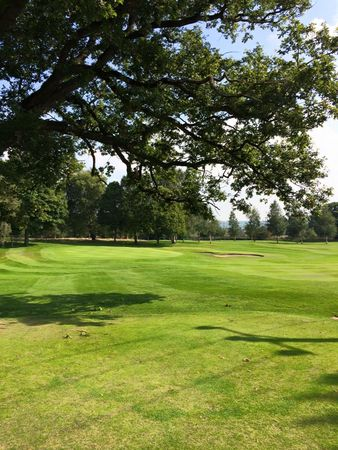 Astbury (Congleton) Golf Club Cover Picture