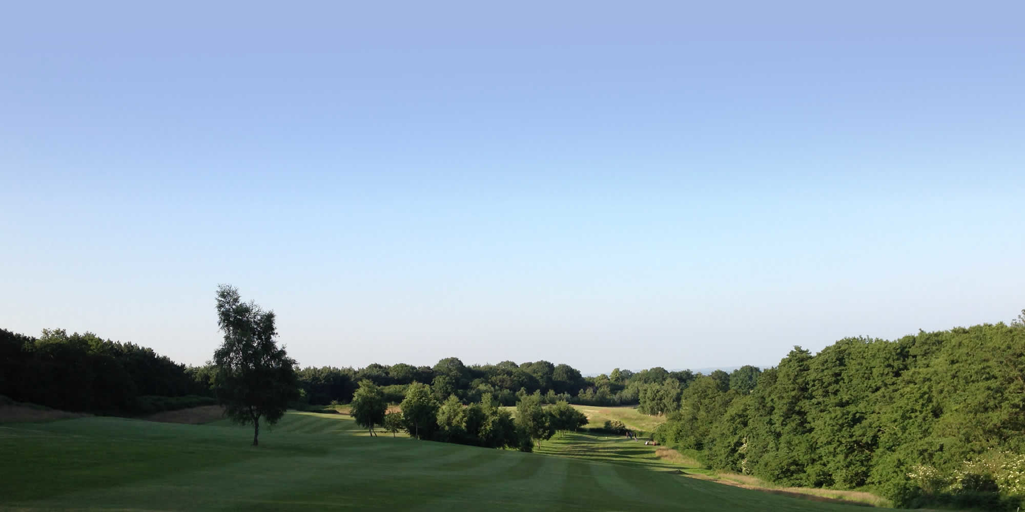 Atherstone golf club cover picture