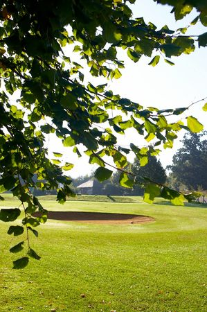 Avington park golf course cover picture