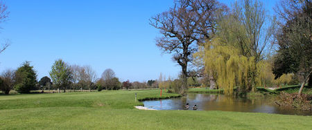 Overview of golf course named Avisford Park Golf Club