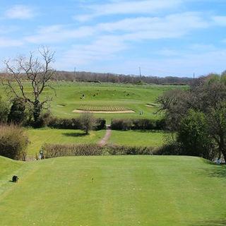 Avisford park golf club cover picture