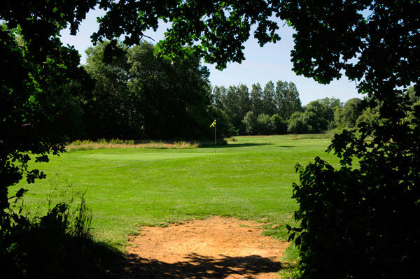 Aylesbury park golf club cover picture