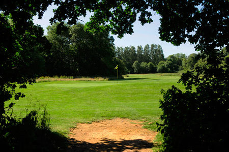 Overview of golf course named Aylesbury Park Golf Club