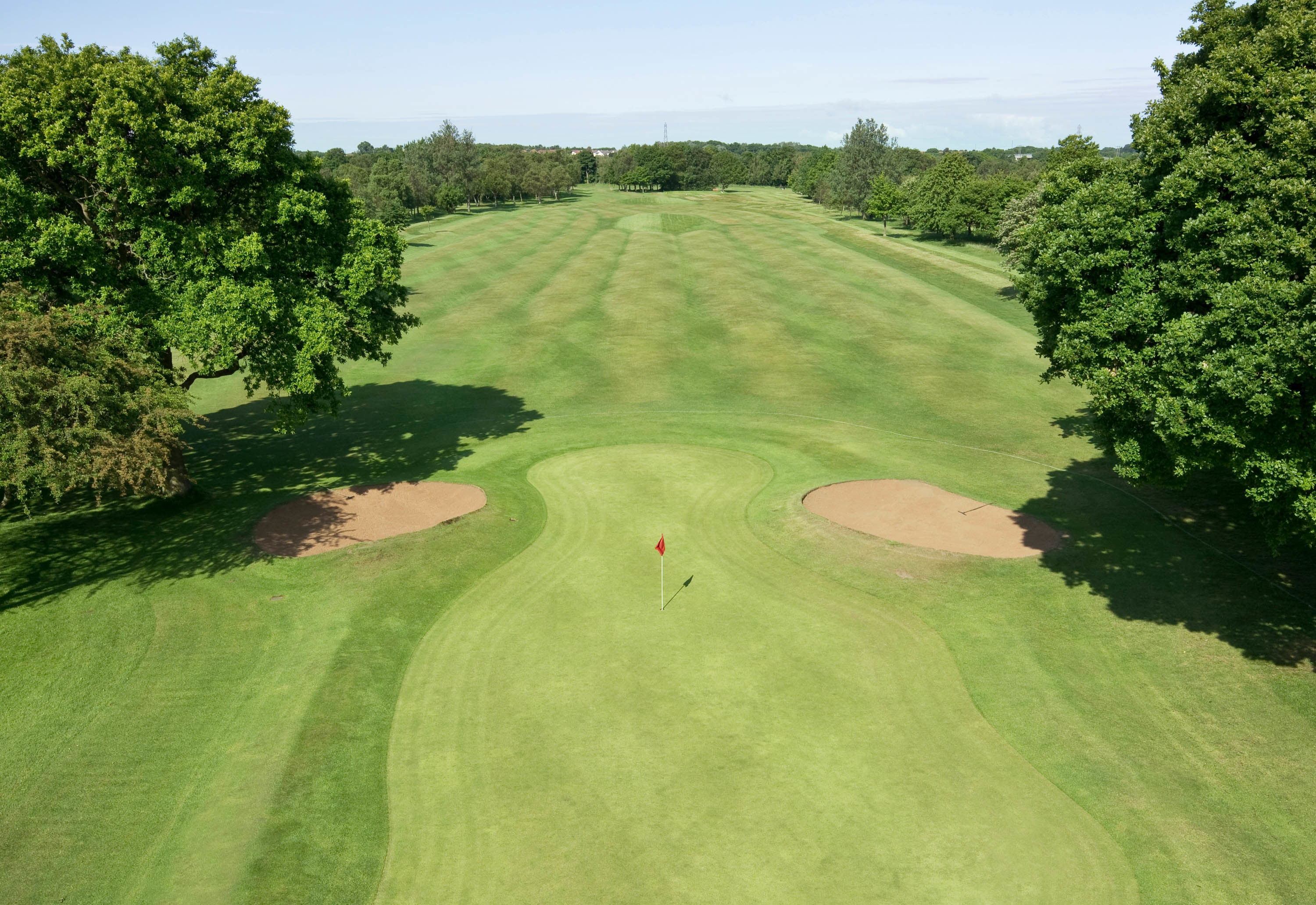 Backworth golf club cover picture