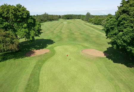 Overview of golf course named Backworth Golf Club