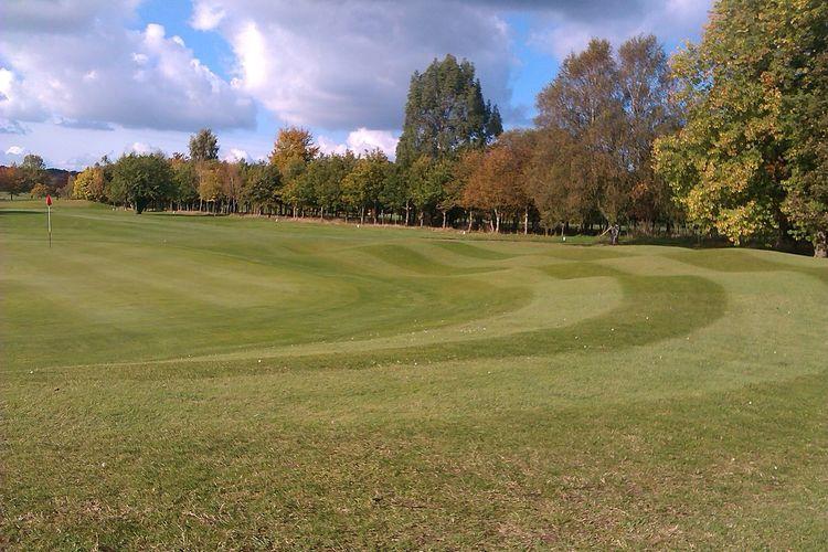 Badgemore park golf club cover picture