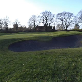 Badgemore park golf club cover picture