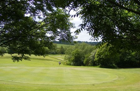 Overview of golf course named Banbury Golf Club