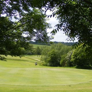 Banbury golf club cover picture