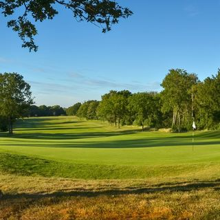 Banstead downs golf club cover picture