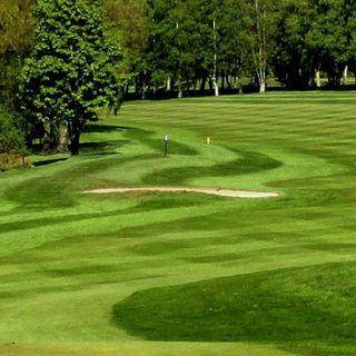 Barlaston golf club cover picture