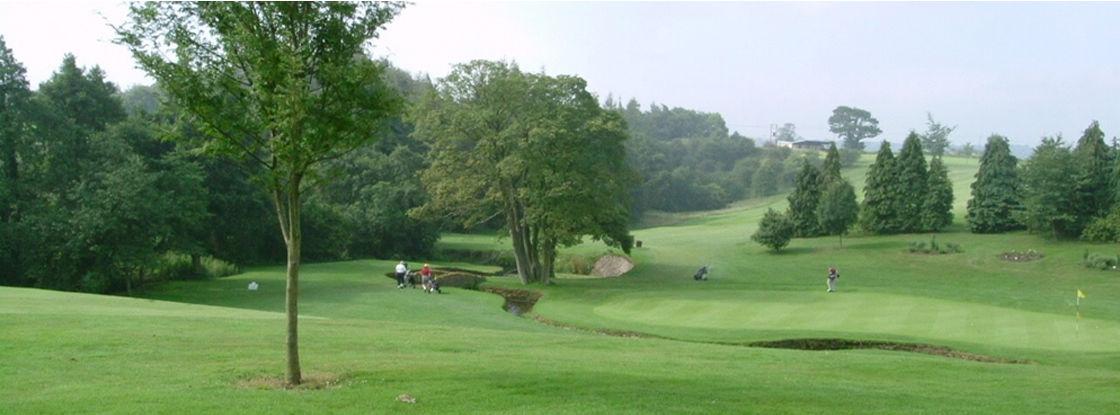 Barnard castle golf club cover picture