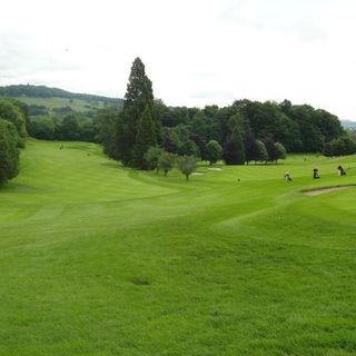 Barnard castle golf club cover picture