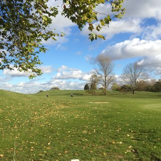 Barnehurst golf club cover picture