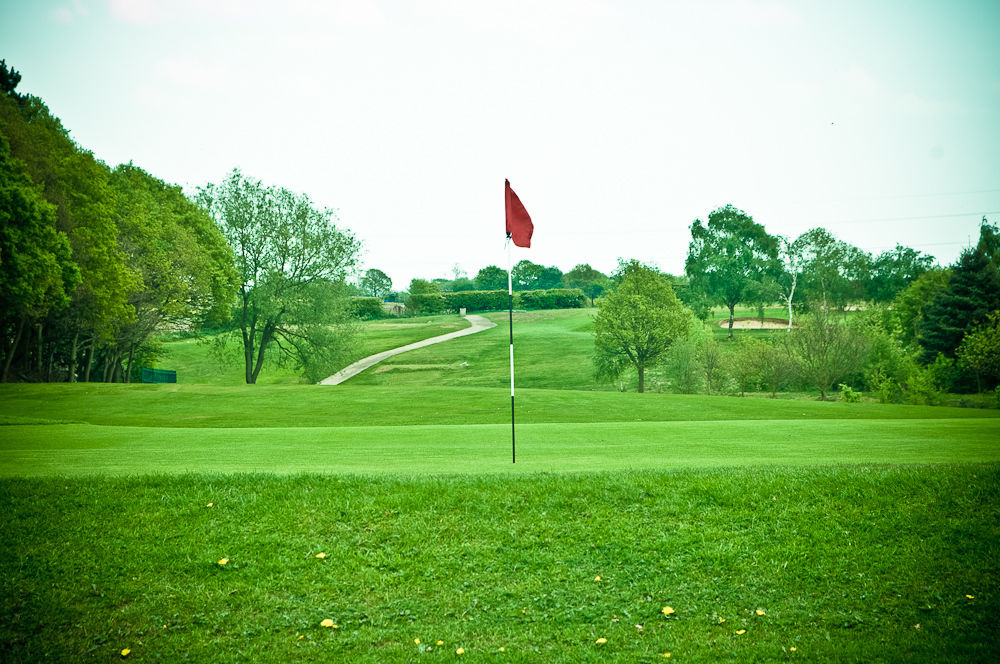 Barnsley golf club cover picture