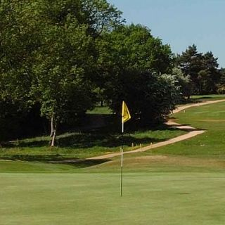 Frilford heath golf club cover picture