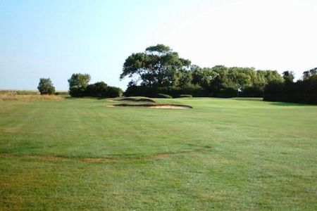 Frinton Golf Club Cover Picture
