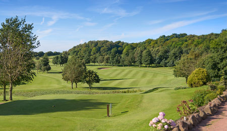 Overview of golf course named Frodsham Golf Club