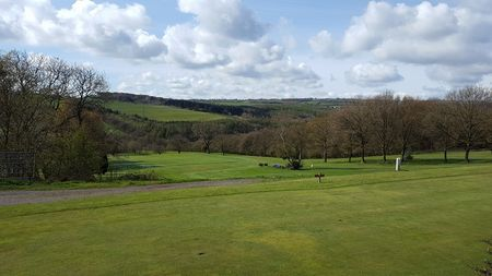 Overview of golf course named Fulneck Golf Club