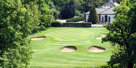 Overview of golf course named Fulwell Golf Club