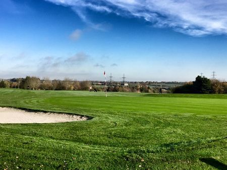 Fynn valley golf club cover picture