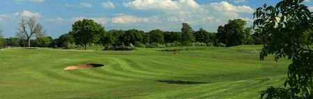 Gainsborough golf club cover picture