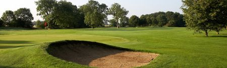 Ganstead Park Golf Club Cover Picture