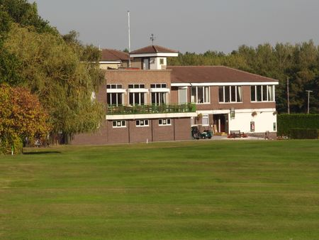 Garforth golf club cover picture