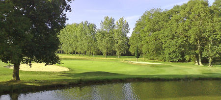 Overview of golf course named Gatton Manor Hotel Golf and Country Club