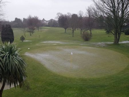 Gillingham Golf Club Cover Picture