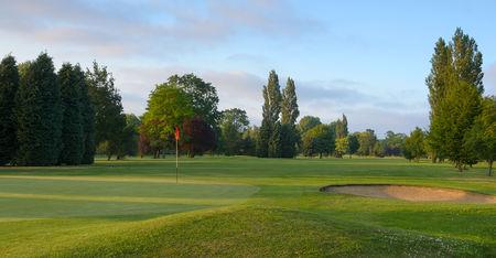 Glen Gorse Golf Club Cover